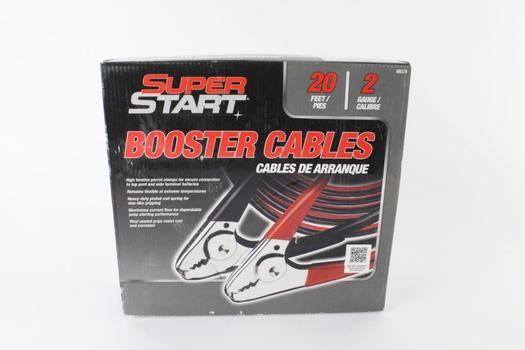 Super Start Jumper Cables