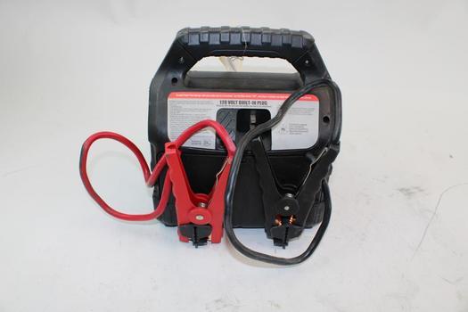 Super Start Power Pack W/air Compressor