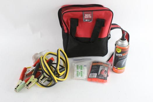 Superex Roadside Emergency Kit