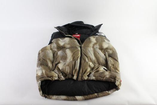 Supreme The North Face Nuptse Fur Vest, Mens XL