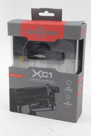 Surefire Ultra-Compact LED Handgun Light XC1-B