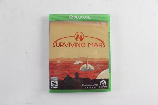 Surviving Mars For Microsoft Xbox One