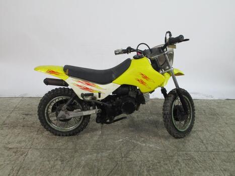 Suzuki Mini Dirt Bike