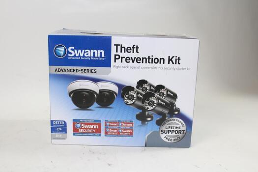 Swann Theft Prevention Kit