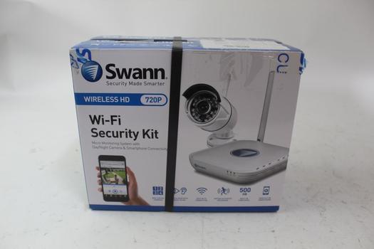 Swann Wireless Hd Wi-Fi Security Kit