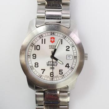 Swiss Army Victorinox 30th Anniversary Star Wards Watch