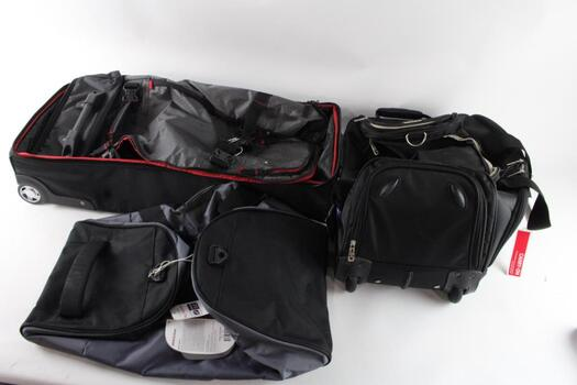 Swiss Gear / American Tourister Luggage Set, 3 Pieces