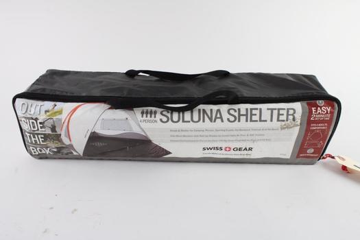 Swiss Gear Soluna Shelter 4-Person Tent