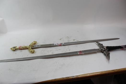 Swords Unknown Brand, 2 Pieces