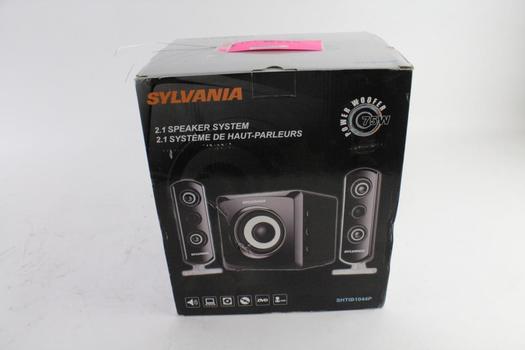Sylvania 2.1 Speaker System