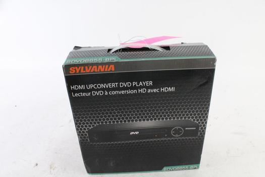 Sylvania HDMI Upconvert DVD Player