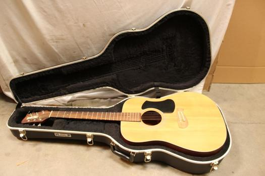Tacoma Olympia Acoustic Guitar In SKB Case
