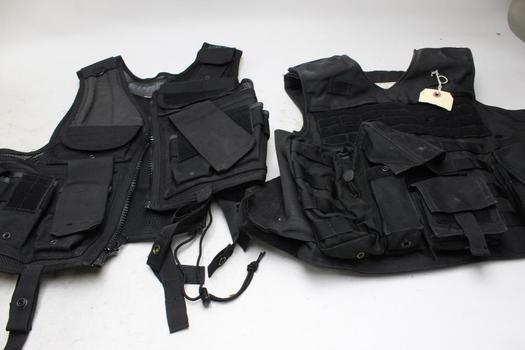 Tactical Vests: Black Hawk!, ABA: 2 Items