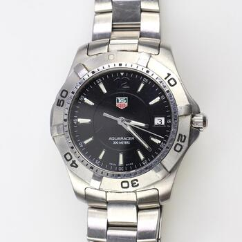 Tag Heuer Aquaracer Watch - Evaluated By Independent Specialist