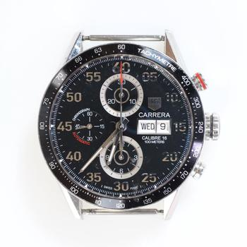 Tag Heuer Carrera Chronograph Watch - Evaluated By Independent Specialist