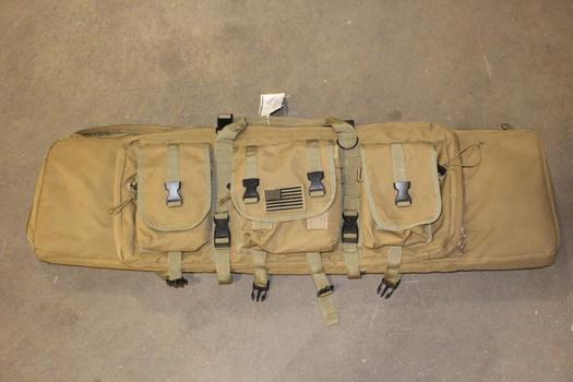 Tan Soft Rifle Case
