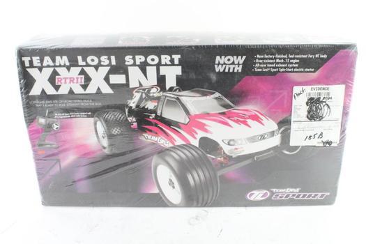 Team Losi Sport RC Car