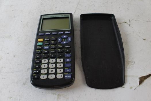 Texas Instruments Graphing Calculator