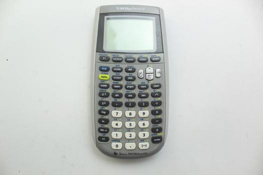 Texas Instruments TI-84 Plus Pocket SE Scientific Calculator
