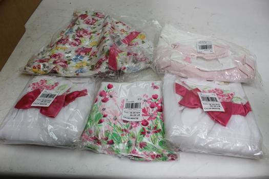 The Children's Place Baby Girl Dresses, 5 Pieces