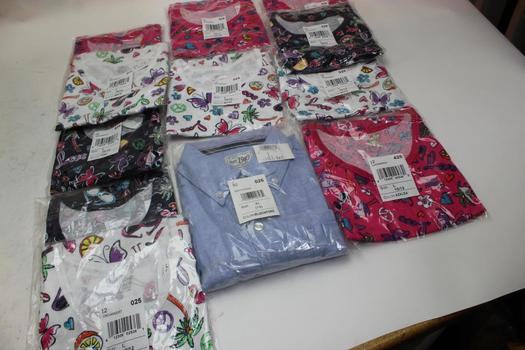 The Children's Place Boy And Girl Clothing, 12 Pieces