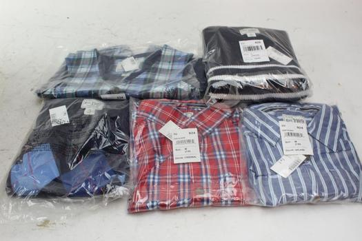 The Children's Place Boys Clothing; 5 Pieces