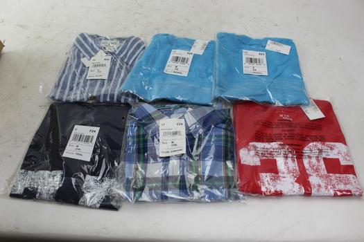 The Children's Place Boys Clothing, 6 Pieces