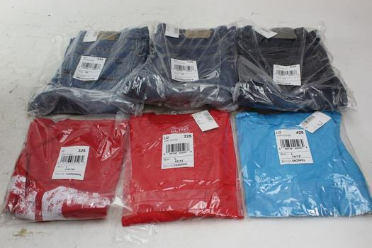 The Children's Place Boys Clothing; 6 Pieces