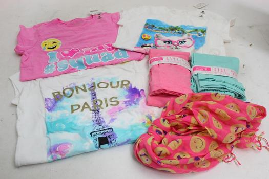 The Childrens Place Girls Clothing, 6 Pieces