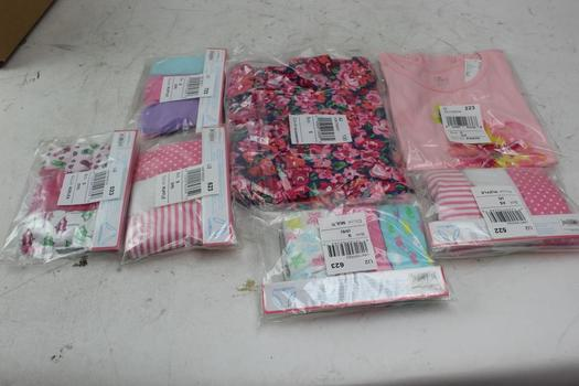 The Children's Place Girls Clothing, 7 Pieces