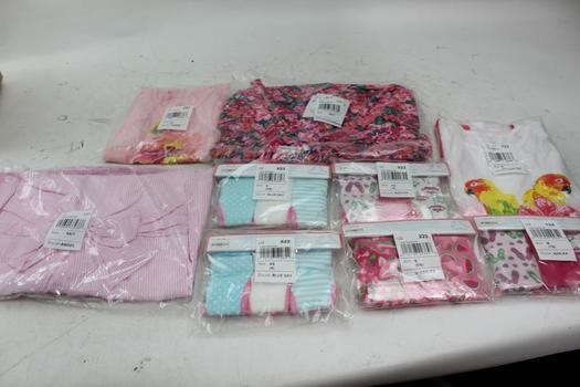 The Children's Place Girls Clothing, 9 Pieces