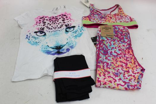 The Childrens Place, Reebok Girls  Clothing, 4  Pieces