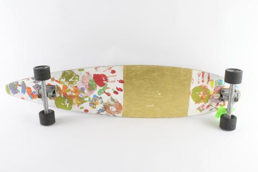 The Goldcoast Skateboard Co. Longboard