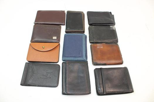 The Trend, Universal Thread, & More Assorted Wallets; 5+ Pieces