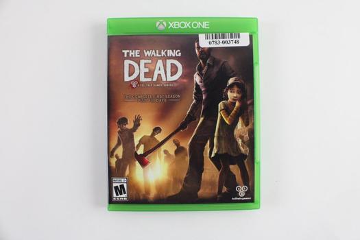 The Walking Dead Complete First Season Plus 400 Days For Microsoft Xbox One