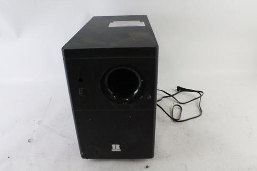 Theater Research Powered Home Theater Subwoofer