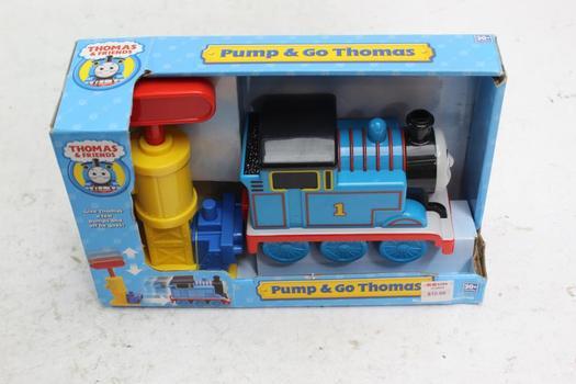 Thomas And Friends Pump & Go Thomas Toy