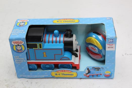 Thomas & Friends Rc Thomas Toy