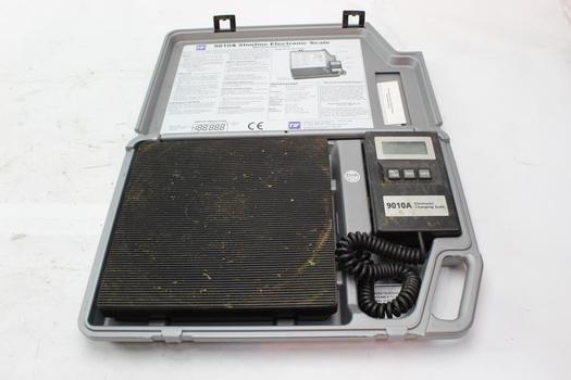 TIF Slimeline Electronic Refrigerant Scale