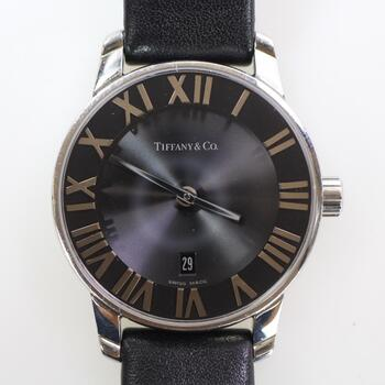 Tiffany & Co Atlas Watch - Evaluated By Independent Specialist