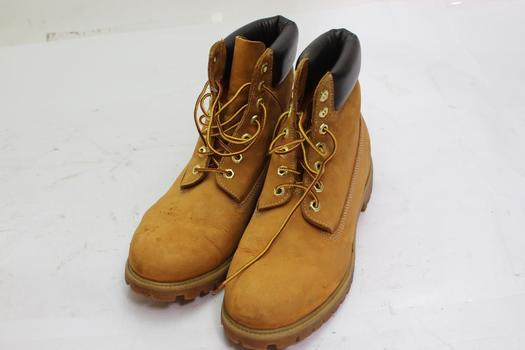 Timberland Mens Boots , Size 10.5