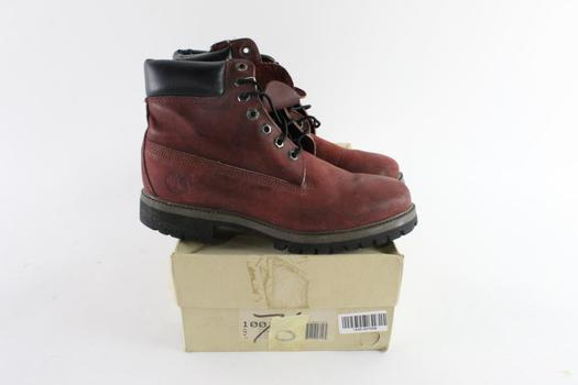 Timberland Mens Boots, Size 9