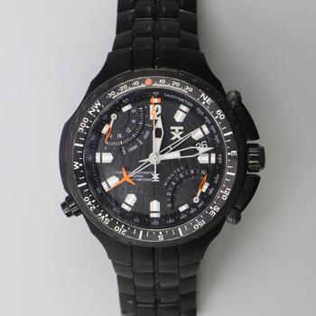 Timex TX Fly-back Chronograph Watch