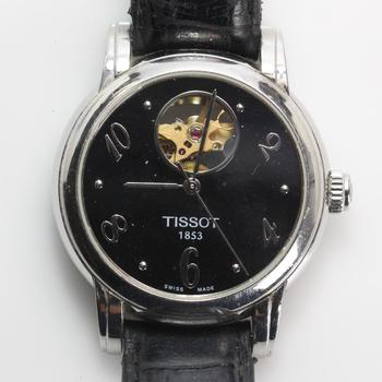 Tissot Classic Lady Heart Watch