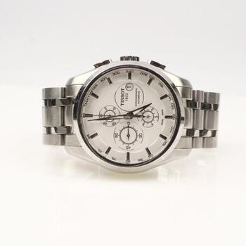 Tissot Couturier Watch - Evaluated By Independent Specialist