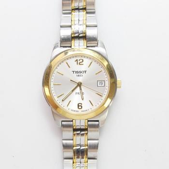 Tissot Two Toned Watch