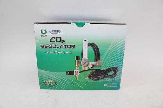 Titan Controls CO2 Regulator