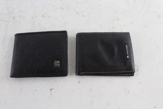 Tommy Hilfiger And Rocawear Wallets, 2 Pieces