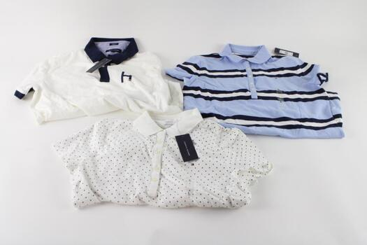 Tommy Hilfiger, Mens Size L, Collared Shirts, 3 Pieces