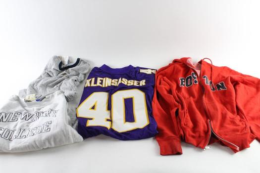 Tommy Hilfiger T-Shirt Size Extra Large And More, 4 Pieces